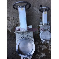 شیر چاقویی , شیر گیوتینی , نايف گيت ولو , knife gate valve