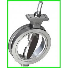 شیر پروانه ای با دیسک استیل , چدنی,فولادی,کربن استیل